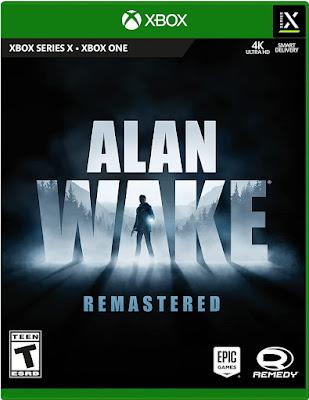 Alan Wake Remastered Game Xbox