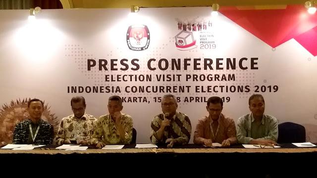 KPU Copot dan Laporkan Wakil Dubes Malaysia yang Jadi Anggota PPLN ke DKPP
