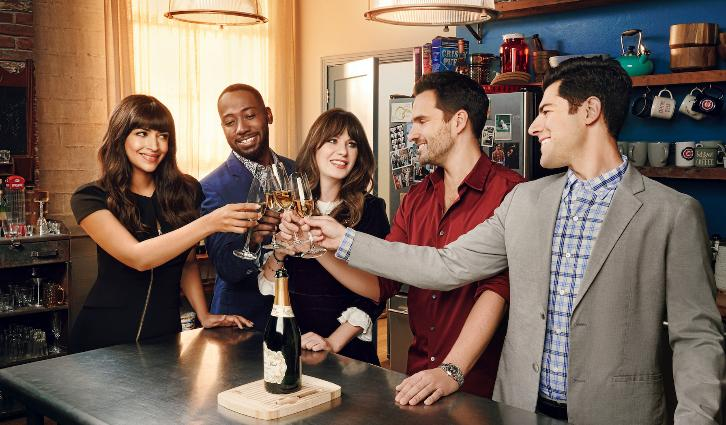 New Girl - Season 7 - Cast Promotional Photos, Casting News, Key Art, Synopsis + Premiere Date