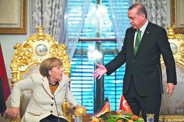 Το ναυάγιο της γερμανικής διπλωματίας στο Αιγαίο