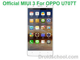 OPPO U707T Official USB Driver Download Here, OPPO Driver Model T29, Driver Type: CDC, VCOM, General, Shared Driver Support with windows Computer and Driver Size is 10 MB,