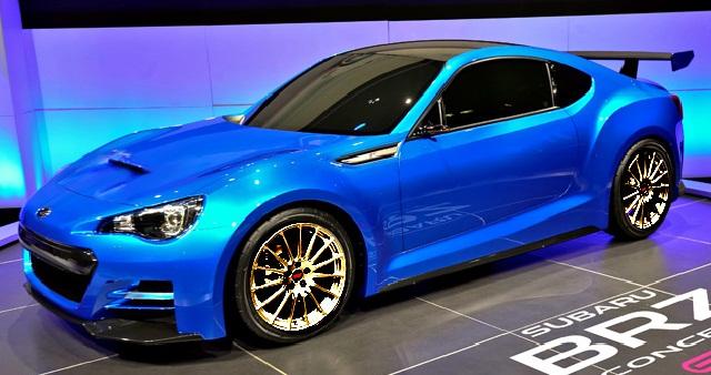 2016 Subaru BRZ Owners Manual Pdf