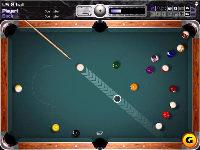 gamezer billiards pc