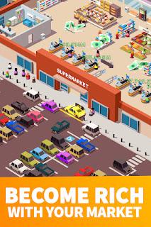 Jogo de simulação de supermercado para android