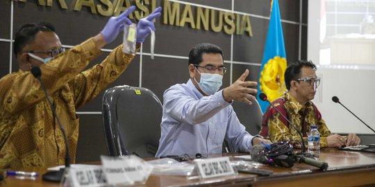 Sah! Polisi Penembak Laskar FPI Langgar HAM, Komnas HAM: Harus Diproses Hukum
