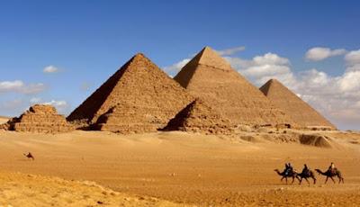 Misteri Konstruksi Piramida Telah Terkuak