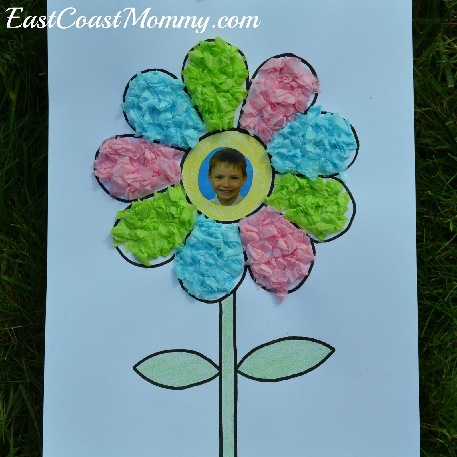 East coast mommy simple summer crafts with free printable templates mightylinksfo