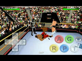 best wrestling game for android