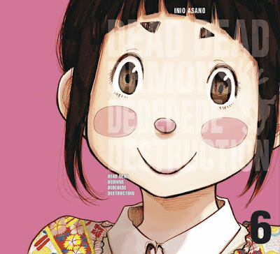 "Reseña de ""Dead dead demons dededede Destruction #6"" de Inio Asano - Norma editorial"