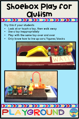 Tips for expanding the play skills of your students with autism!