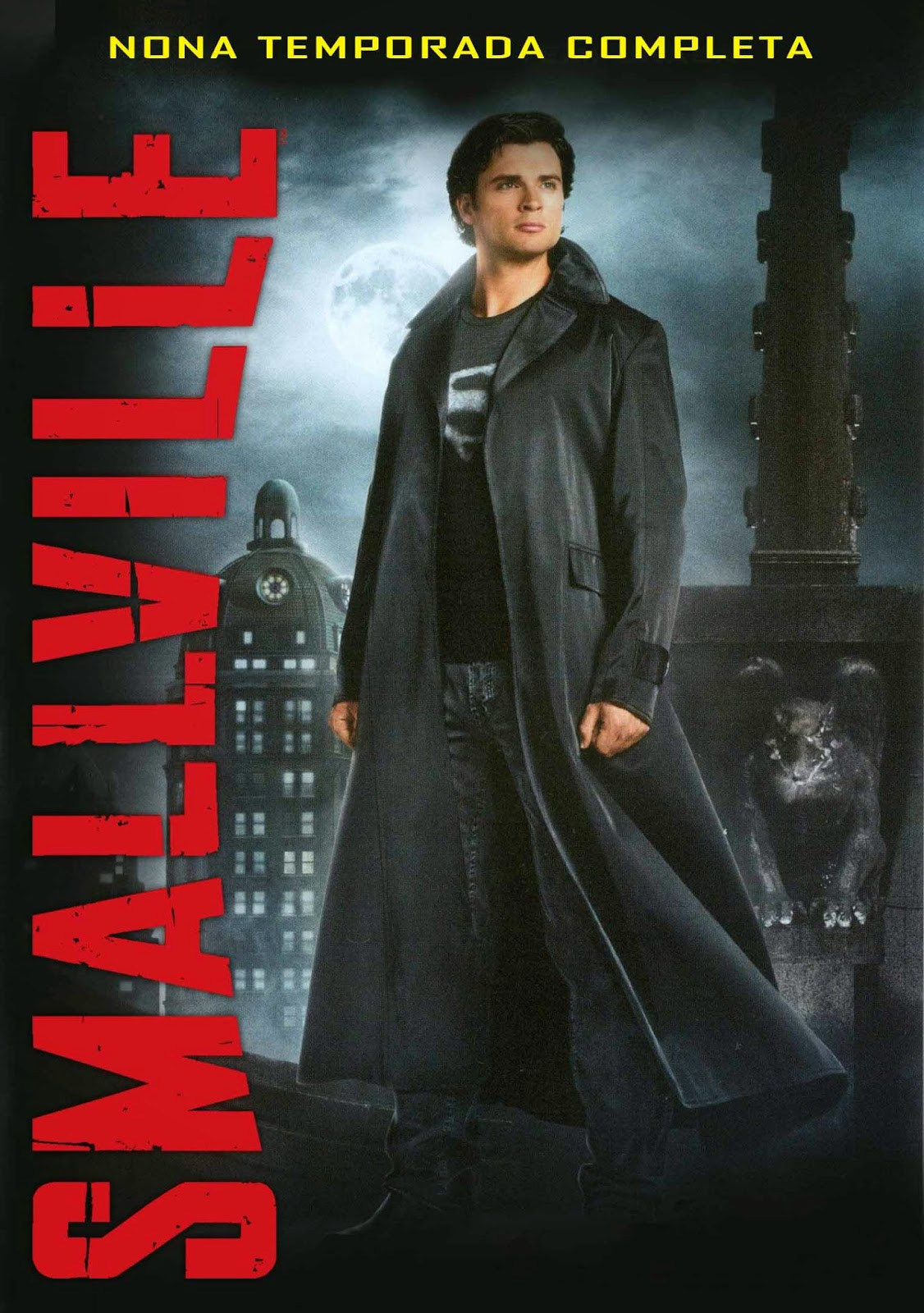 Smallville 9ª Temporada Torrent - Blu-ray Rip 720p Dublado (2009)