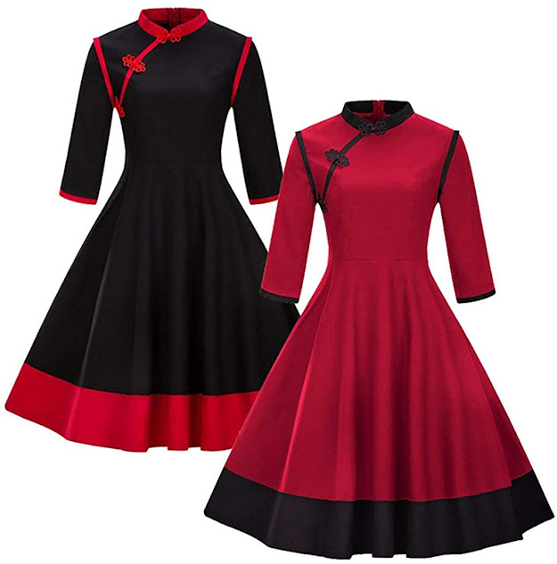 Elegant Modern Cheongsam Qipao Dresses For Women