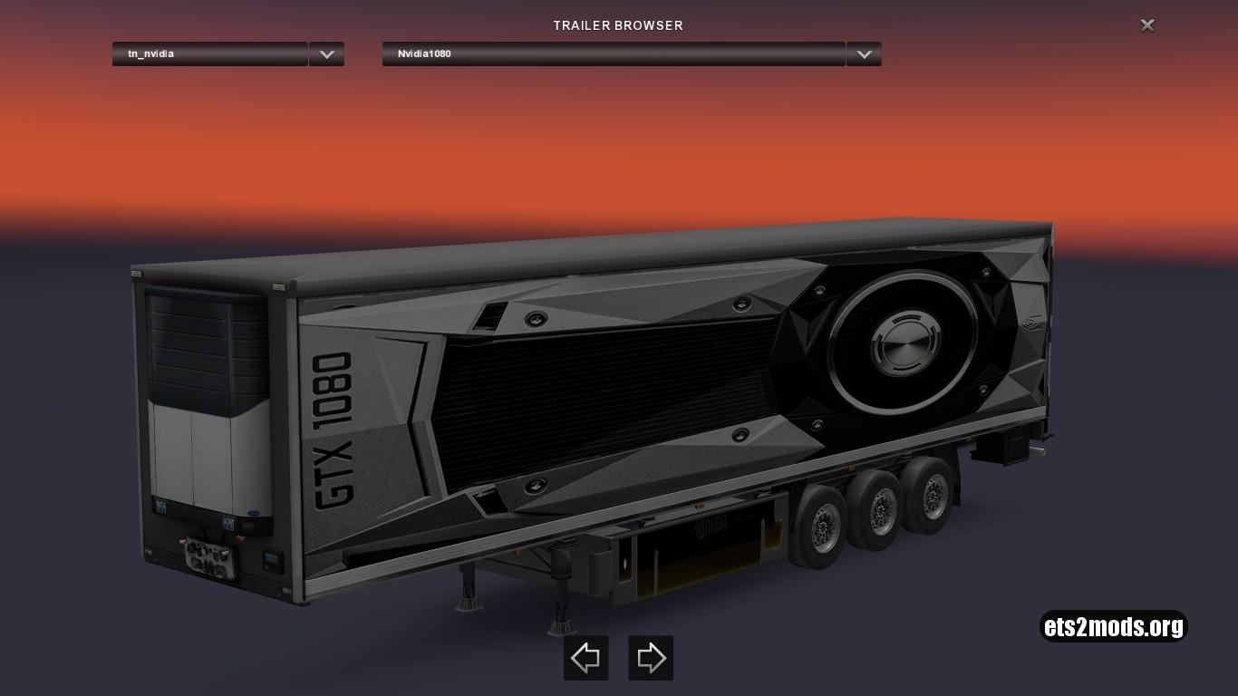 Funny Nvidia GTX1080 Trailer