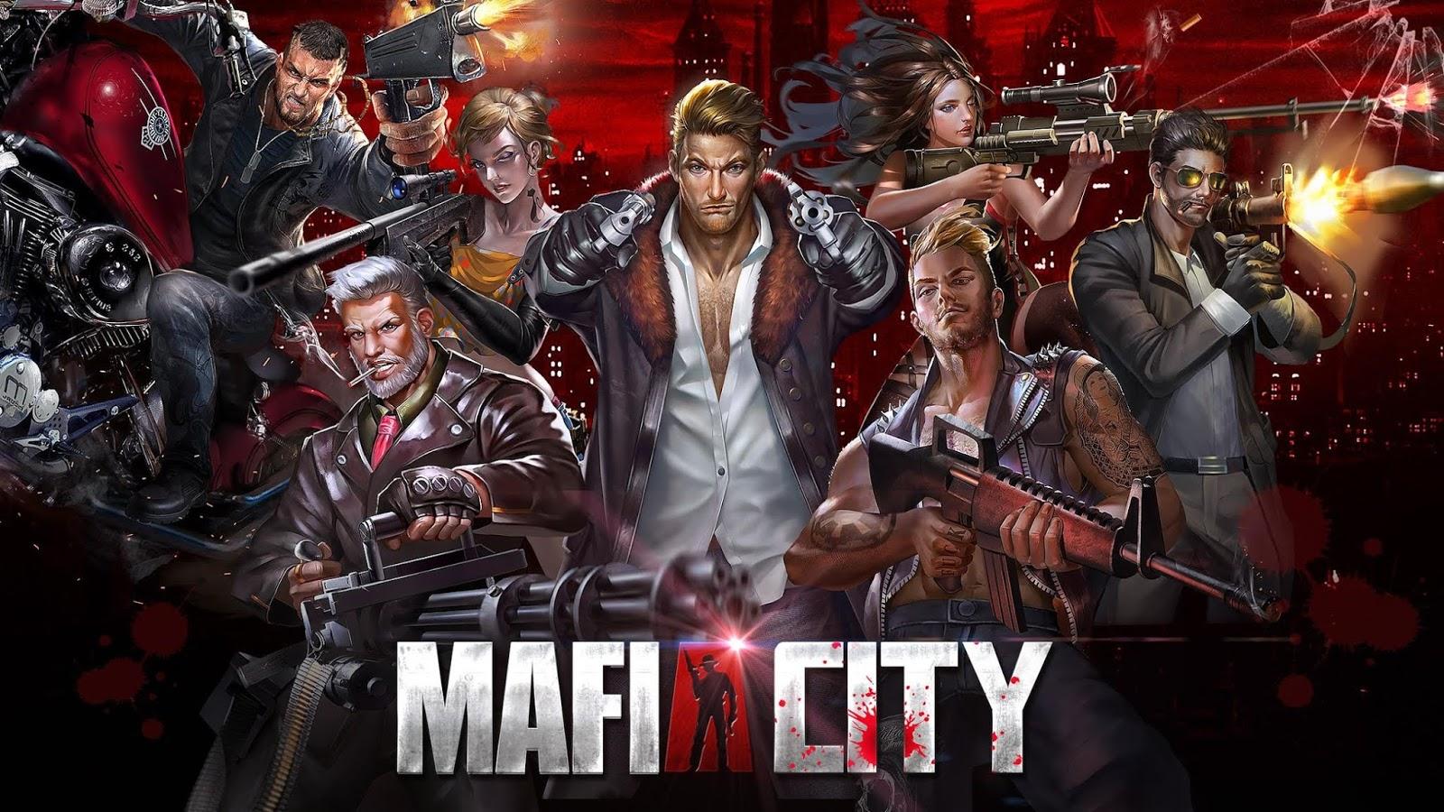 Mafia City v1.3.373 Elmas Ve Para Hileli