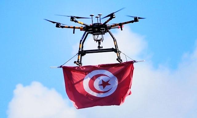 تونس تصنع لأول مرة طائرة بدون طيار