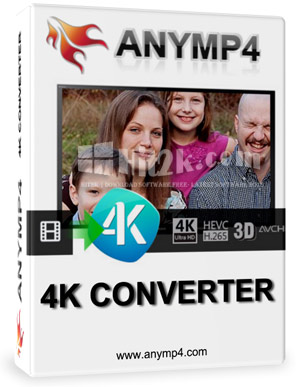 AnyMP4 4K Converter 6.0.56 Registration Code +Crack Download