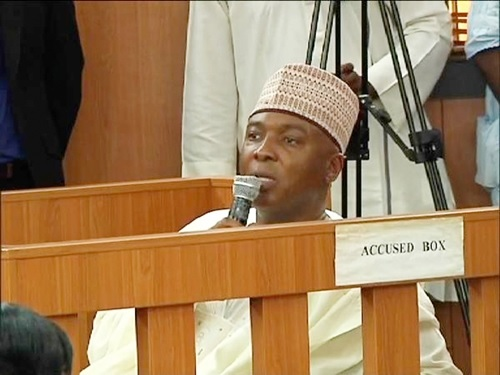 BREAKING News: High Court Judge Officially Withdraws from Saraki's Suit