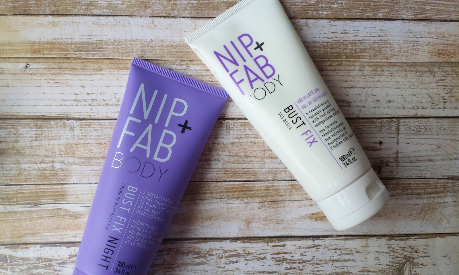 a review of Nip+Fab products