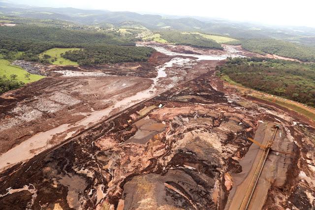 Vale gastará R$ 5 Bilhões para acabar com barragens e acabará com produção de 40 milhões de toneladas de minério de ferro