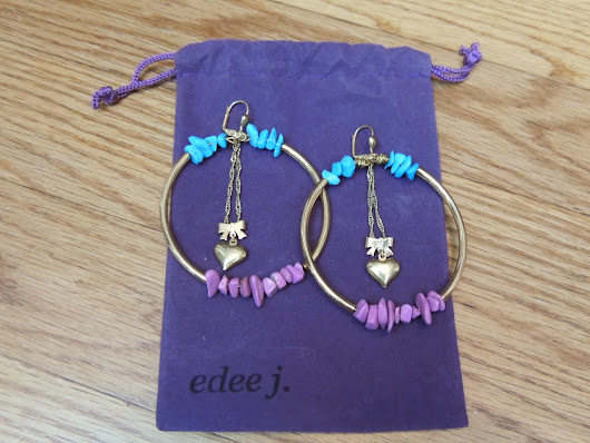 Edee J. Earring Designs and Interview