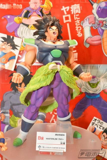 Todas las figuras mostradas en el Jump Festa 2020 - Dragon Ball, One Piece, Kimetsu no Yaiba