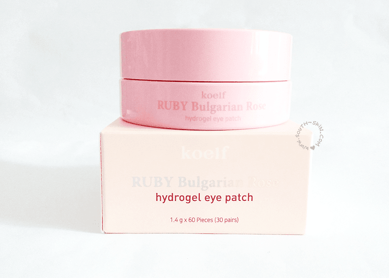 review-koelf-ruby-bulgarian-rose-eye-patch