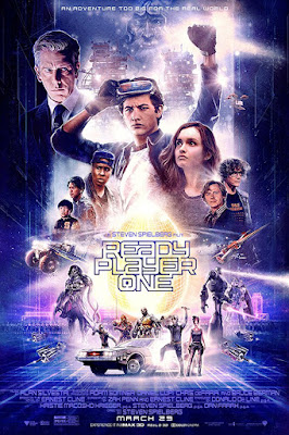 Ready Player One 2018 English 480p HDTS 350MB