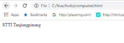 Properti Methods, Computed, & Filters pada Vue.js