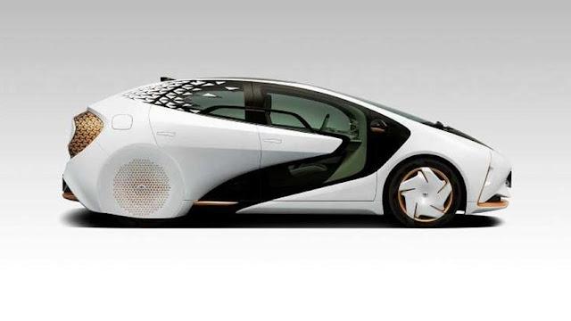 Toyota LQ, un vehículo capaz de interactuar con sus pasajeros gracias a su inteligencia artificial