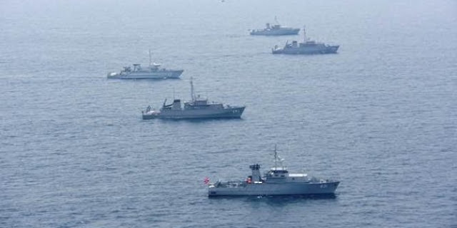 Atasi Perompakan Indonesia, Malaysia, dan Filipina Bahas Patroli Bersama