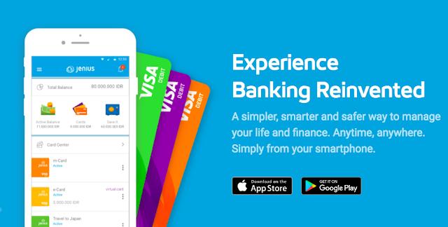 Jenius Aplikasi Perencanaan Keuangan Terbaik