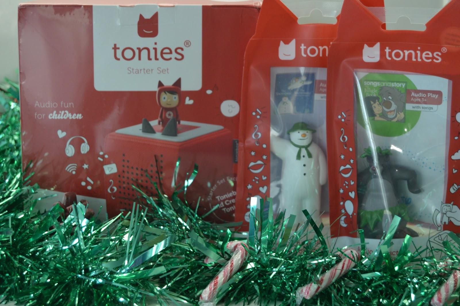 tonies box and tonies figures