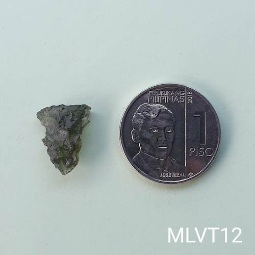 Genuine Raw Moldavite Philippines