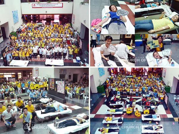 Campanha Mundial de Doação de Sangue