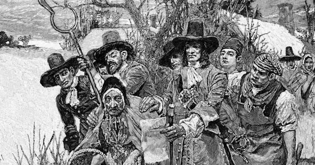Resultado de imagem para caça as bruxas