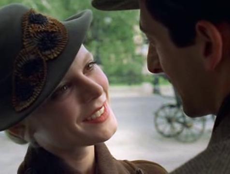 Dorota (Emilia Fox) en El pianista del gueto de Varsovia - Cine de Escritor
