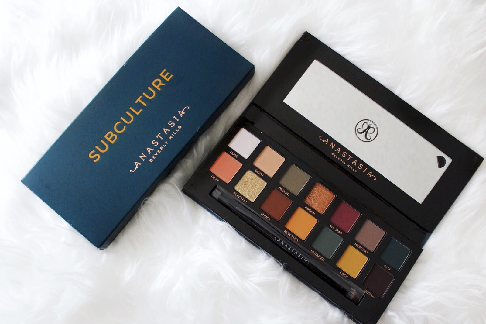 ABH:Subculture Palette