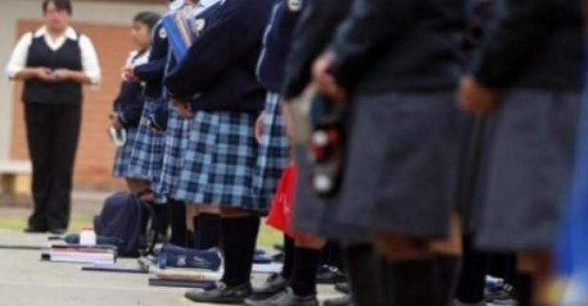 Más de cien denuncias por violencia contra menores en colegios de Arequipa
