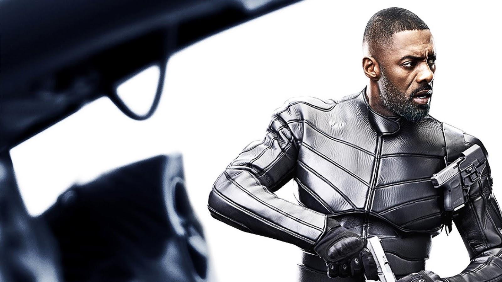 Idris Elba Velozes & Furiosos: Hobbs & Shaw (2019 film) | Universal Pictures