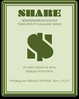 Share Certificate