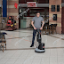 Quy trình sử dụng máy chà sàn cho hiệu suất tối đa