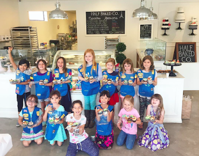 BURBANK BAKING PARTY FOR KIDS - HALF BAKED CO - RENTAL SPACE