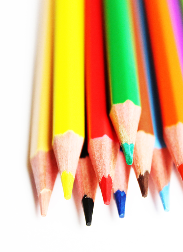 alisaburke: watercolor pencil paint palette