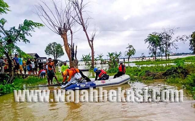 2 Hari Pencarian, Korban Tenggelam di Sasak Antir Akhirnya Ditemukan