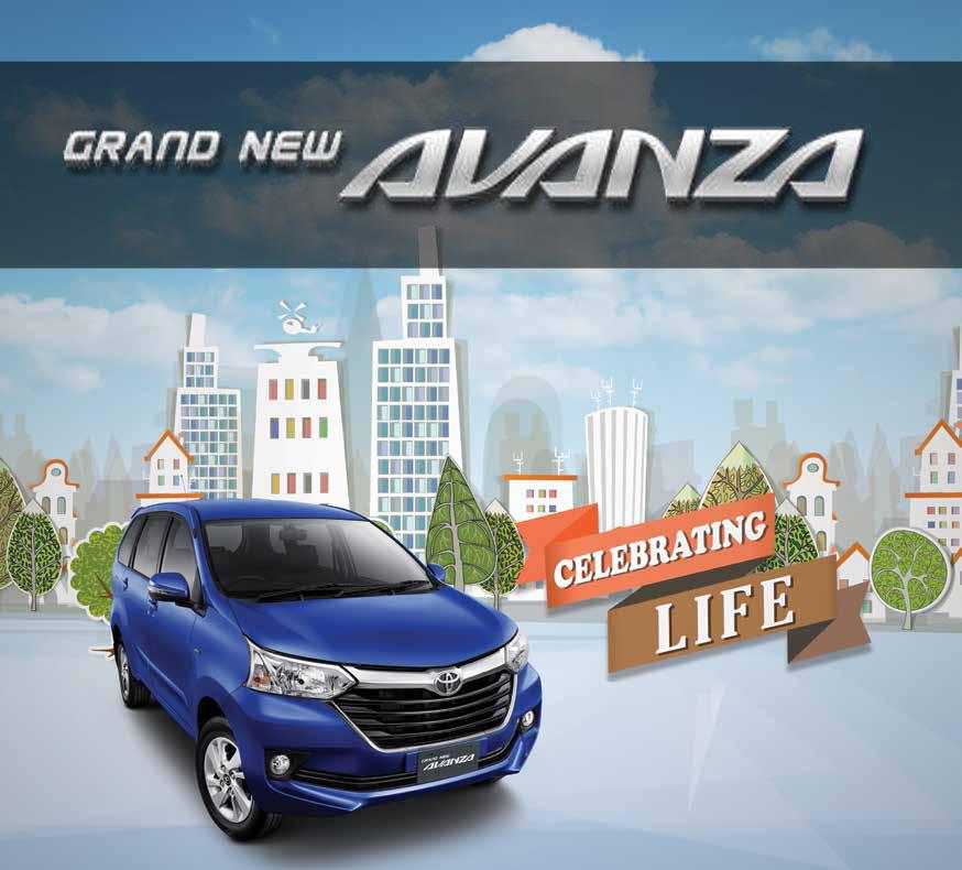 Grand New Avanza E Dan G Toyota Yaris Trd India Perbedaan Astra Indonesia