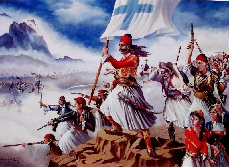 23 Απριλίου 1827 - Ο θάνατος του Γεωργίου Καραϊσκάκη