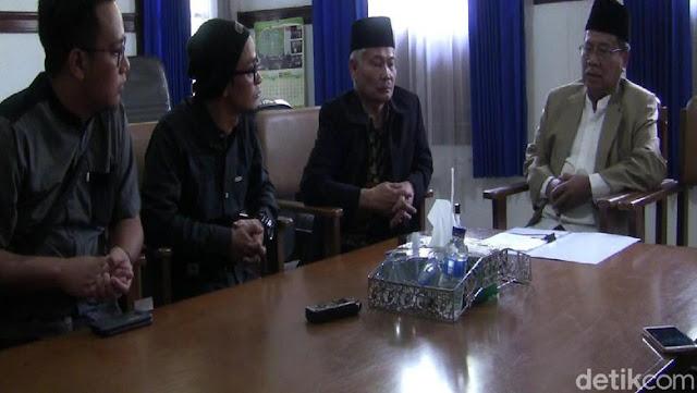 Respons MUI Jabar Pencabutan Laporan 'Muhammad Sesat' Evie Effendi