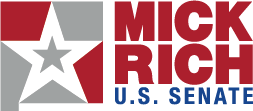 Mick Rich For Senate, New Mexico