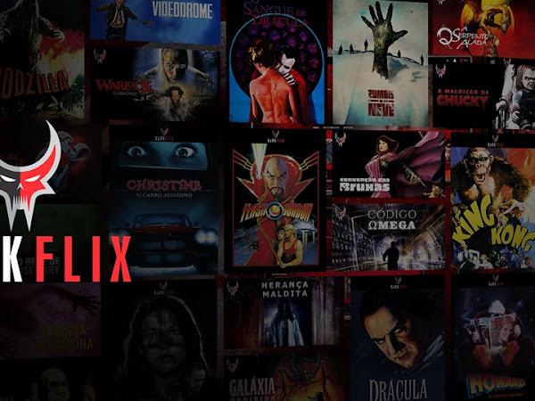 Darkflix: a Netflix de filmes de terror!