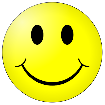 The Smiley Face is a well-known symbol of happiness